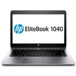 HP EliteBook 1040 Core i5-4210U / 8GB 180GB-SSD 14in HD+ Win8.1 Pro/Win7 Pro Azerty