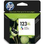 Ink Cartridge 123XL Tri-Color Blister
