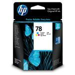 Ink Cartridge No 78 Tri-colour Blister