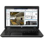 HP ZBook 15 G2 Core i7-4710MQ / 8GB 750GB 15.6in FHD DVD+/-RW Win8.1 Pro/Win7 Pro Azerty