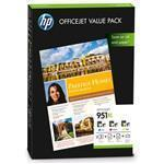 HP 951XL Officejet Value Pack-75 sht/ A4/210x297mm (CR712AE)