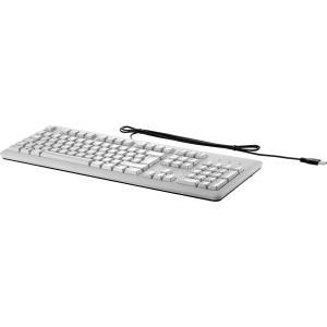 HP USB Grey Keyboard Qwertzu German