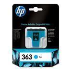 Ink Cartridge No 363 Cyan (4ml) Blister