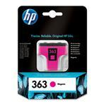 Ink Cartridge No 363 Magenta (3.5ml) Blister