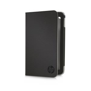 HP Slate 7 Black Folio Case (E2X68AA)