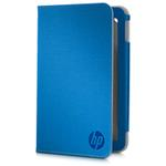 HP Slate 7 Blue Folio Case (E3F46AA)