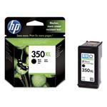 Ink Cartridge No 350 Xl Black With Vivera Ink Blister