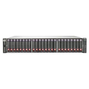 HP P2000 G3 SAS MSA DC w/12 600GB 6G SAS 10K SFF HDD 7.2TB Bundle