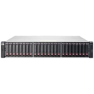 HP MSA 1040 FC Dual Controller w/4 600GB 6G SAS 10K SFF HDD Bundle/TVlite