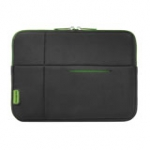 Airglow Laptop Sleeve 9.7in Black / Blue
