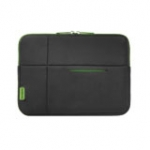 Airglow Laptop Sleeve 10.2in Black / Green
