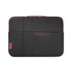 Airglow Laptop Sleeve 10.2in Black / Red