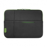 Airglow Laptop Sleeve 7in Black / Red