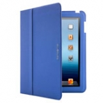 Tabzone iPad Ultra Slim Punched 9.7in Blue