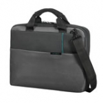 Qibyte Laptop bag 14.1in charcoal (SA1763)