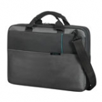 Qibyte Laptop Bag 15.6in Charcoal (sa1765)