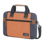 Sideways Laptop Bag 13.3in blue / orange (SA1775)