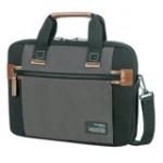 Sideways Laptop Bag 13.3in black / grey (SA1774)