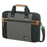Sideways Laptop Bag 15.6in black / grey (SA1776)