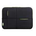 Airglow Laptop Sleeve 14.1in Black / Green