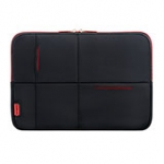 Airglow Laptop Sleeve 14.1in Black / Red (SA1781)