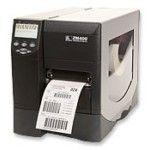 Thermal Printer Zm400 Zpl 300dpi Z-net Cutter With Catch Tray