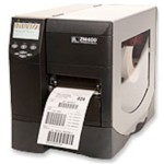 Thermal Printer Zm400 203dpi Eth Alternate Rib Cis