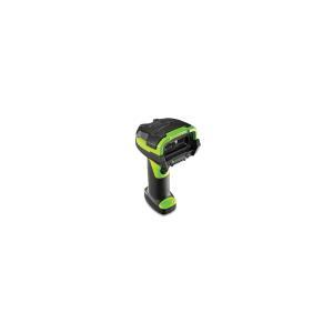 Li3678 Rugg Linear Imager Std Cradle USB Gr Vib Mot Shield Cable No Cord