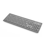 Keyboard Kb410 USB Black Belgian Layout