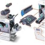 Paper Cassette Unit 550-sheet (c12c802091)