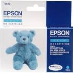 Ink Cartridge Teddybear Inks Cyan Cartridge (t0612)