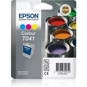 Ink Cartridge Color (c13t04104020)