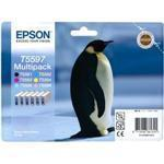 Ink Cartridge Multipack (c13t55974020)