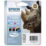 Ink Cartridge 3 Colour Multipack (c13t10064010)