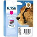 Ink Cartridge Cheetah Inks Magenta T0713 Blister Pack (c13t07134011)