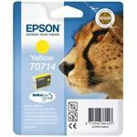 Ink Cartridge Yellow (c13t07144020) Blister Pack With Rf