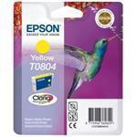Ink Cartridge Yellow Blister With Rf (c13t08044021)