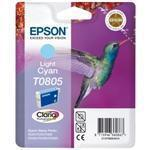 Ink Cartridge Light Cyan Blister Pack 350pages (c13t08054011)