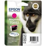 Ink Cartridge Monkey Inks Magenta T0893 (c13t08934011) Blister Pack