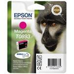 Ink Cartridge T0893 Magenta Blister Pack With Rf+am Security Tags