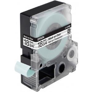 Tape Lc-5tbn9 Transparent Black On Transparent 18mm