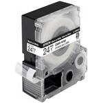 Tape Lc-6wbc9 - Cable Wrap Black On White 24mm