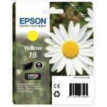 Ink Cartridge 18 Daisy Yellow Rs Blister
