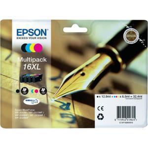 Ink Cartridge Multipack 4-colours 16xl Durabrite Ultra Ink (c13t16364020)