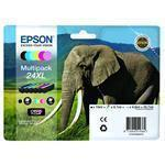 Ink Cartridge Claria Photohd 24xl Elephant Mp