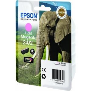 Ink Cartridge 24xl Elephant Light Mag Rf+am