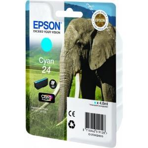 Ink Cartridge 24s Elephant Cyan Rs