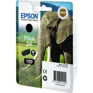 Ink Cartridge 24s Elephant Black Rs