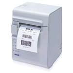 Pos Thermal Printer Tm-l90 Liner-free - USB White