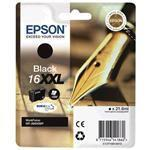 Ink Cartridge 16xxl Series 'pen And Crossword' Black Rs Blister Pack